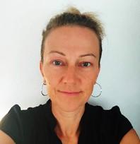 Schulpsychologin Silke Geyer